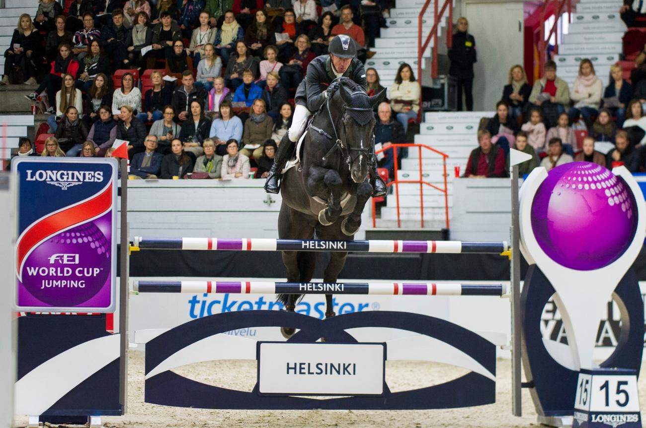 Longines FEI World Cup™ Jumping Helsinki