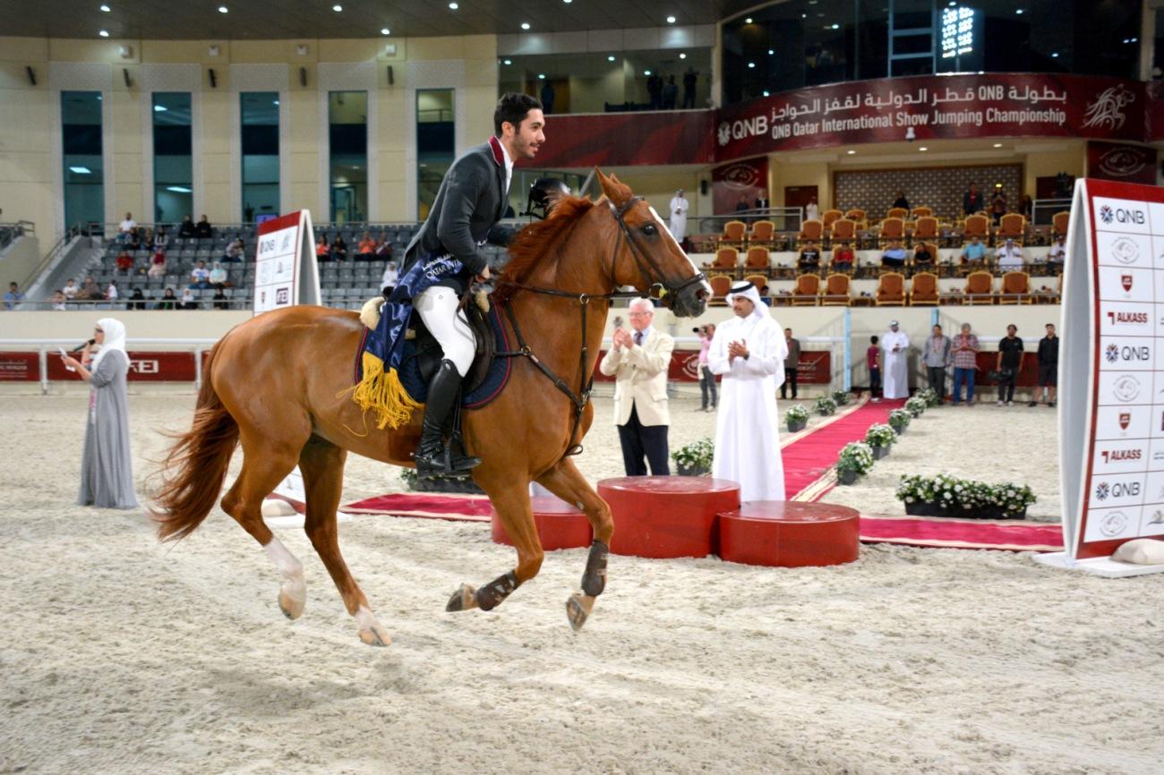 2017.11.16.99.99 QNB Doha CSI 4 Salmn M. Al Emadi & Zorro Z