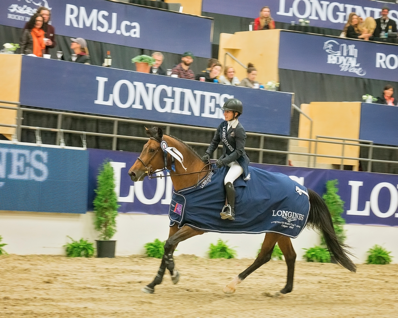 Longines FEI Nations Cup™ Jumping NAL Calgary AB