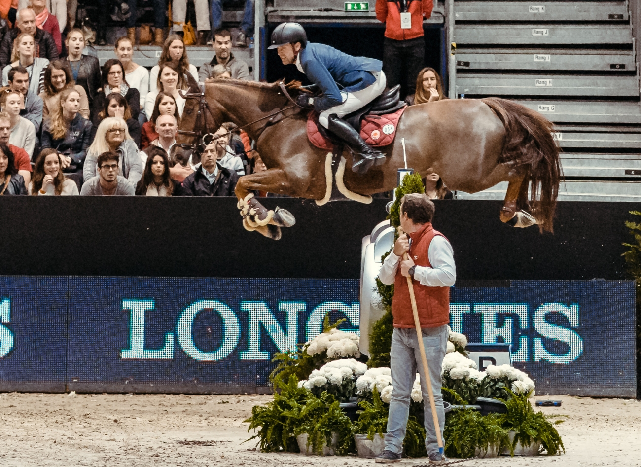 FEI World Cup Jumping Lyon