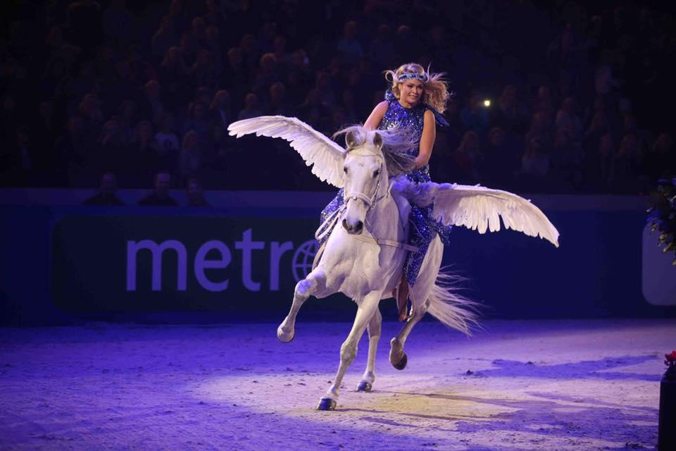 2017.11.30.99.99 SIHS CSI 4 POD Sweden International Horse Show SIHS