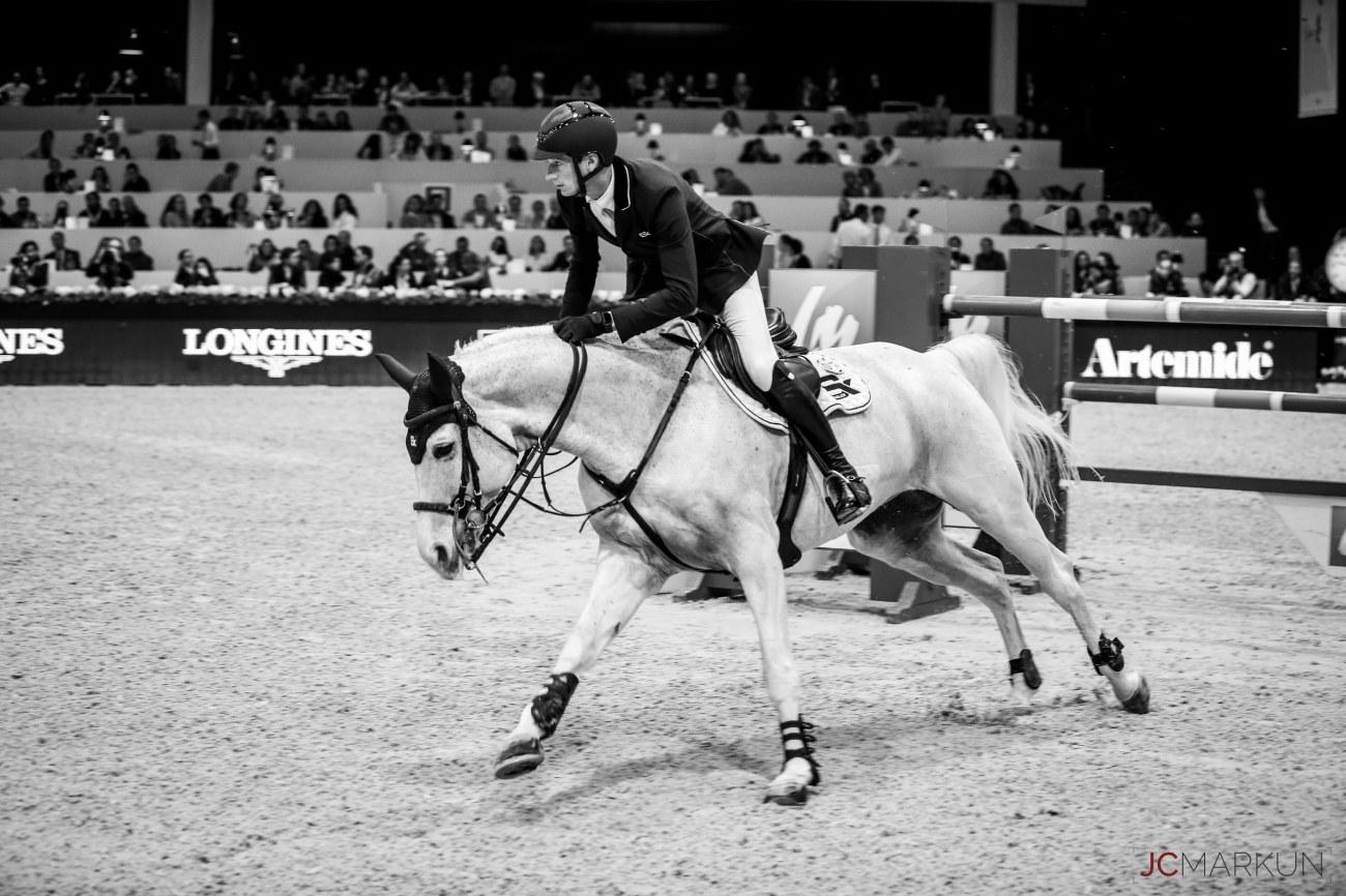 2017.12.04.99.99 Longines Masters Paris CSI 5 GP POD Daniel Deusser & Cornet d'Amour JC Markun