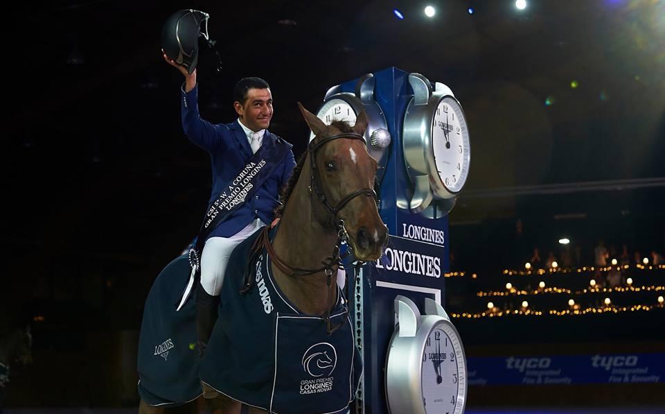 2017.12.10.99.99 Casas Novas Longines GP Sameh El Dahan & Sumas Zorro Oxersport