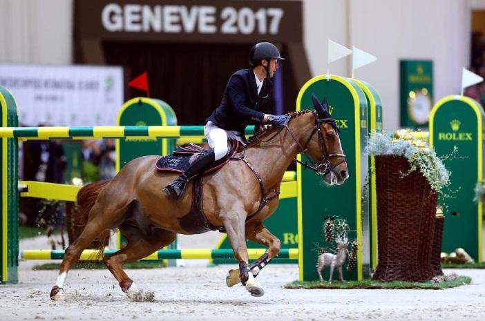 2017.12.10.99.99 CHI Geneva 5 Rolex Top 10 Kevin Staut & Reveur du Hurtebise Pierre Costabadie Scoopdyga
