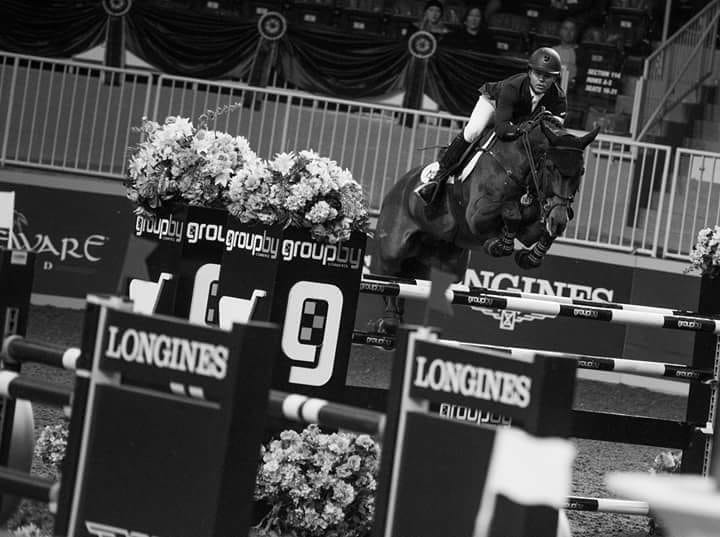 2017.12.10.99.99 Ranking Longines FEI Kent Farrington Closes Out as World Number One