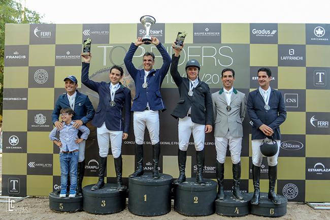 2017.12.11.99.99 Top Riders 1.50 GP Podium LC Ruas