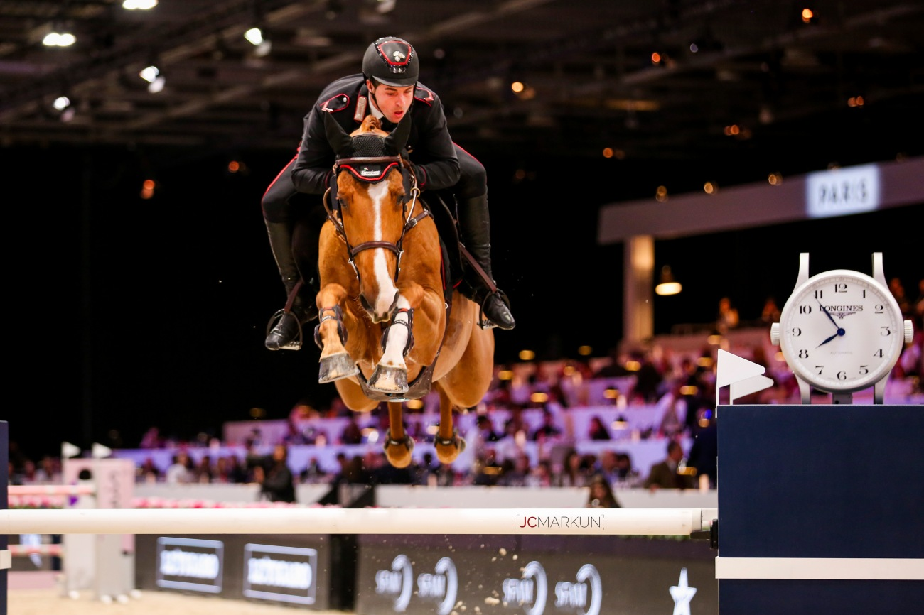 2017.12.14.99.99 Longines Masters Paris LM Emanuele Gaudiano & Chalou JC Markun