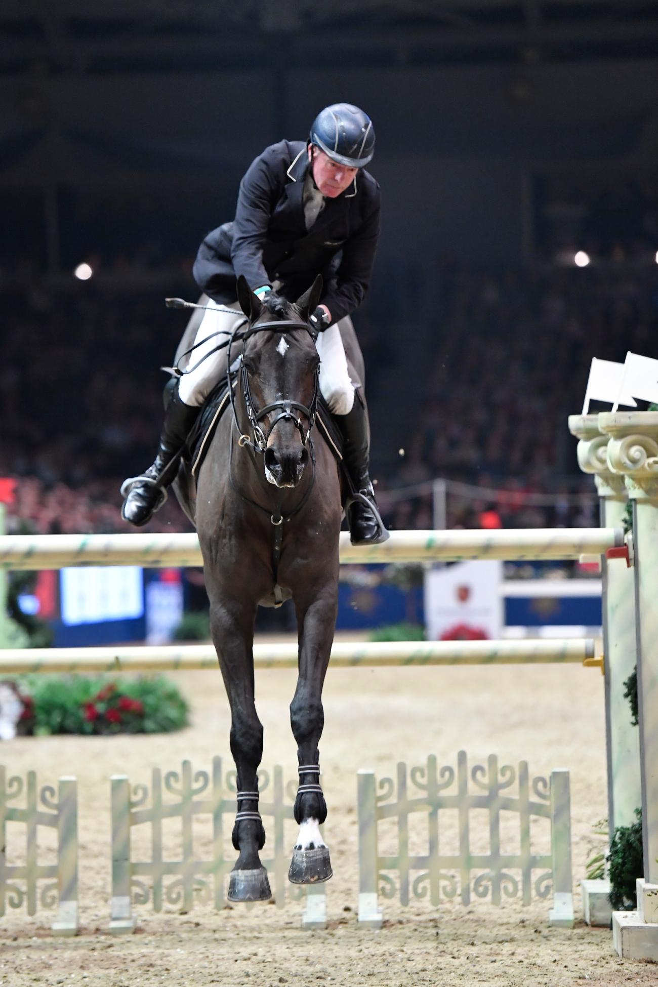 London International Horse Show Olympia 2017
