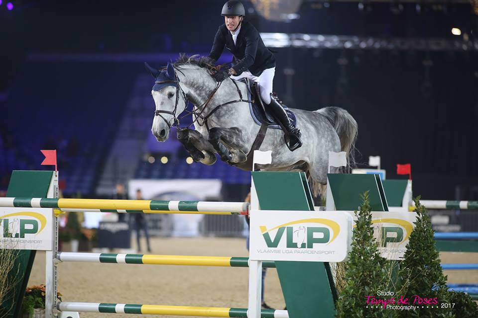 2017.12.27.99.99 Jumping Mechelen Belgian Indoor Ch Pieter Devos & Temps de Poses