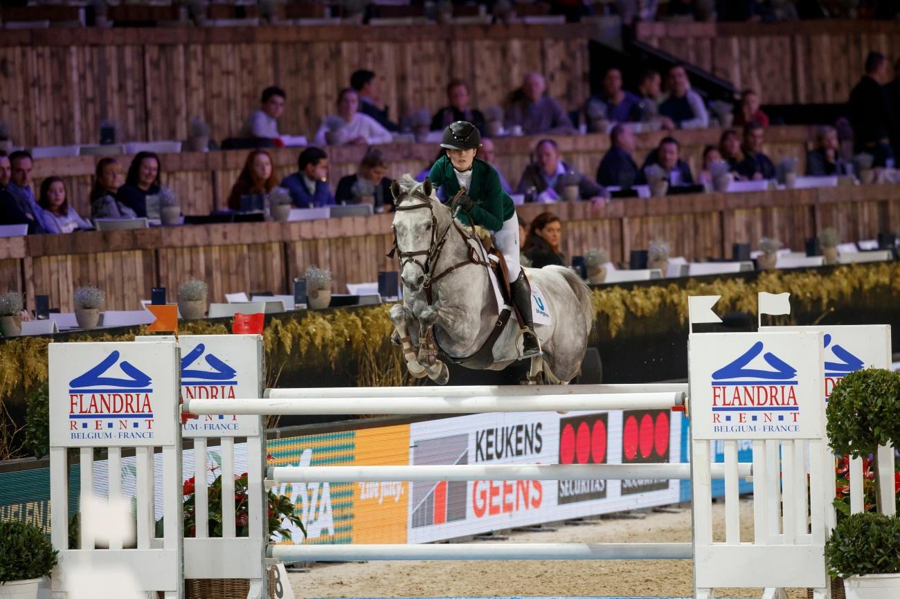 FEI Ponies Final  - Mechelen 2017