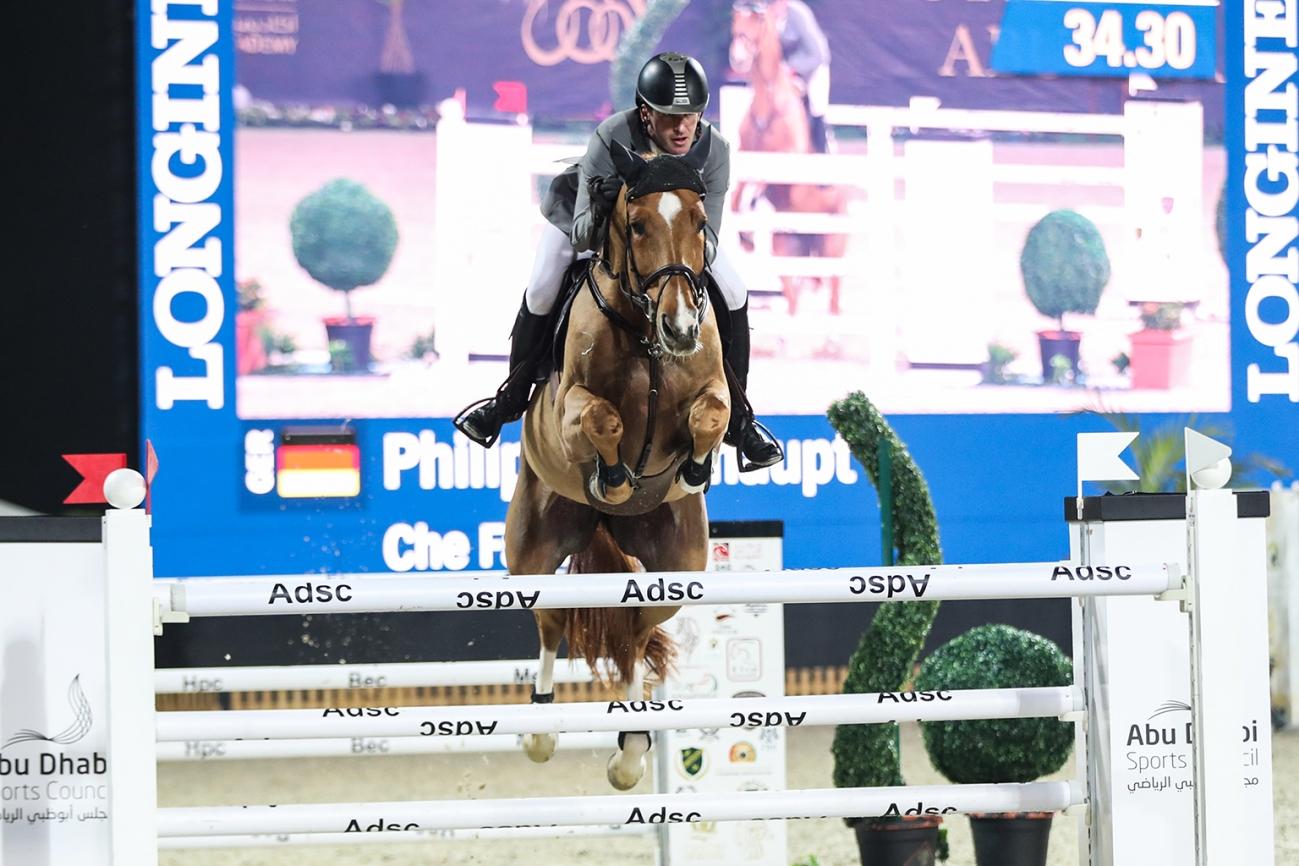 2018.01.14.99.99 Al Shira'aa CSI 4 GP Philipp Weishaupt Che Fantastica & ASIHS