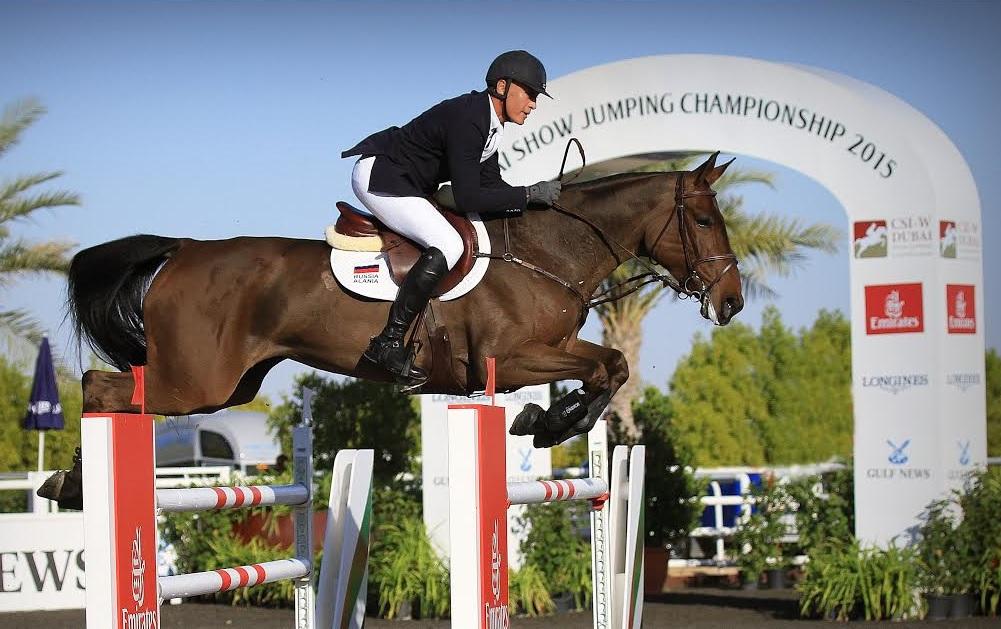 2018.01.18.99.99 Dubai Showjumping Ch Riders & Horses Emirates Equestrian Centre