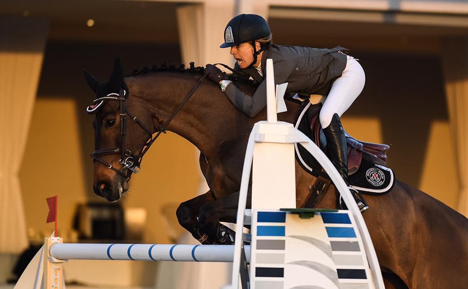 2018.01.21.99.99 Dubai CSI 5 GP Miriam Schneider & Cartagena EEC 3