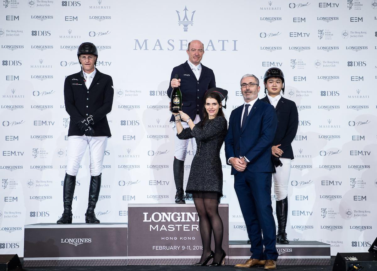 Longines Masters of Hong Kong 2018