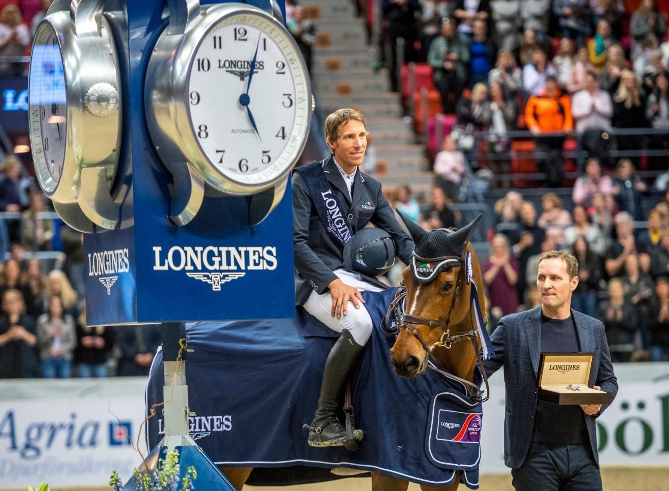 Longines FEI World Cupª Jumping Gšteborg