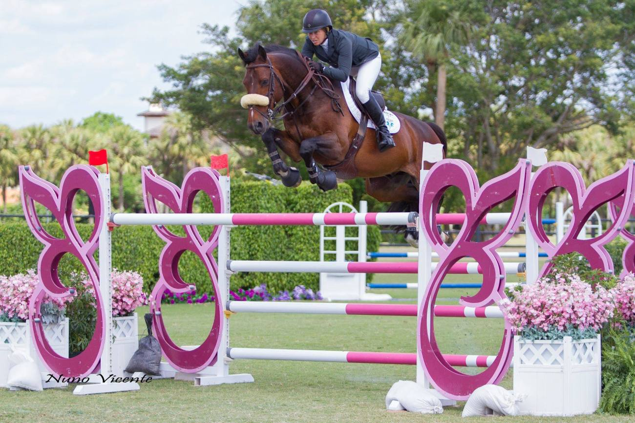 2017.03.28.99.99 WEF CSI 4 Top Honors Beezie Madden & Breitling LS NCV 2