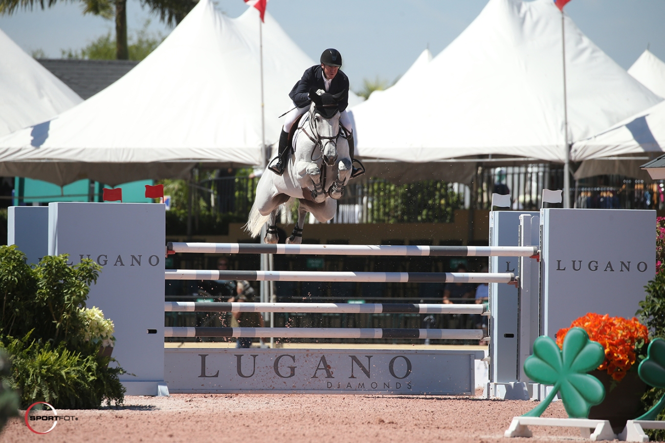 07/03/2018 ; Wellington FL ; Winter Equestrian Festival - Week 9
