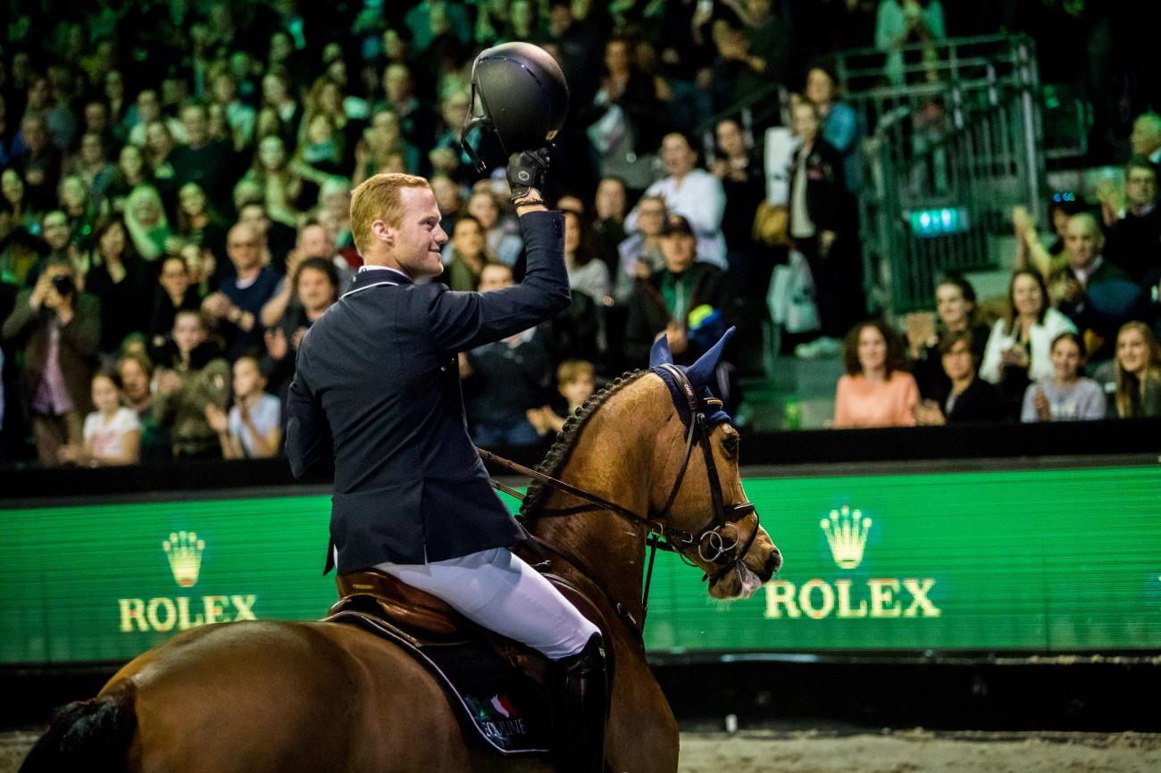 2018.03.12.99.99 Dutch Masters CSI 5 Rolex GP Niels Bruynseels & Gancia de Muze Rev. Sports Merrick Haydon.jpg