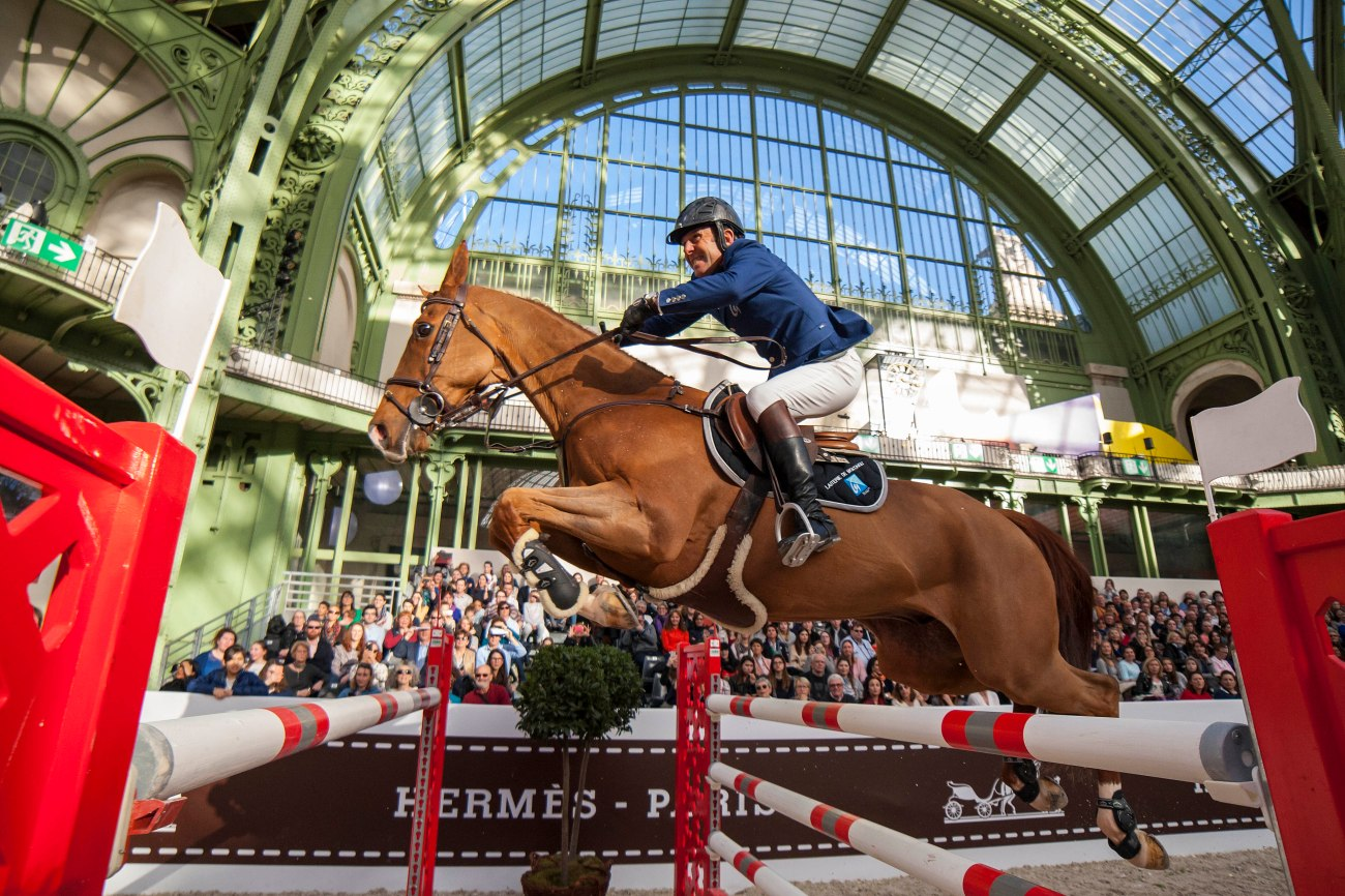 Prix Hermes sellier vendredi saut d'obstacles