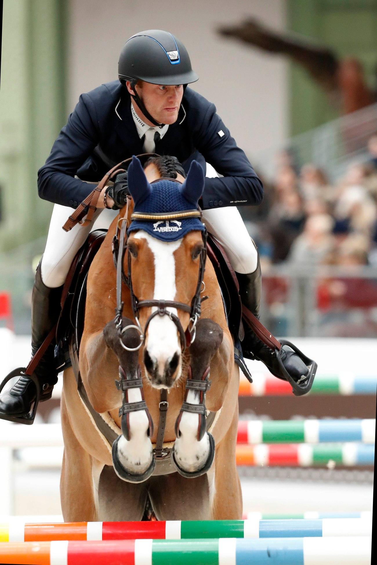 Saut Hermès saut d'obstacles Grand Prix