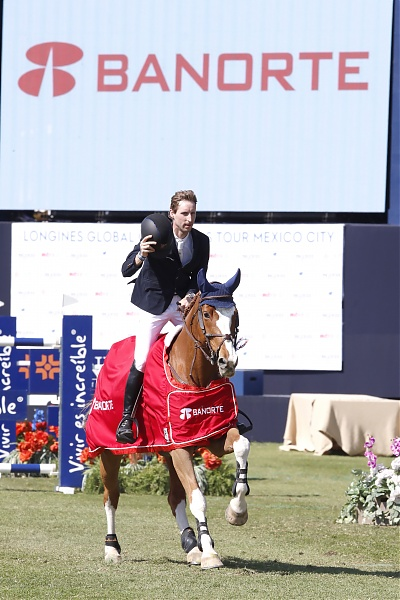 2018.03.26.99.99 LGCT Mexico City Banorte Moments Peter Devos & Apart SG