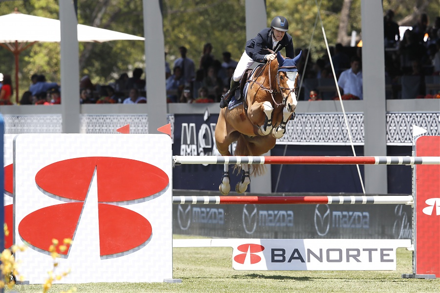 2018.03.26.99.99 LGCT Mexico City Banorte Peter Devos & Apart SG