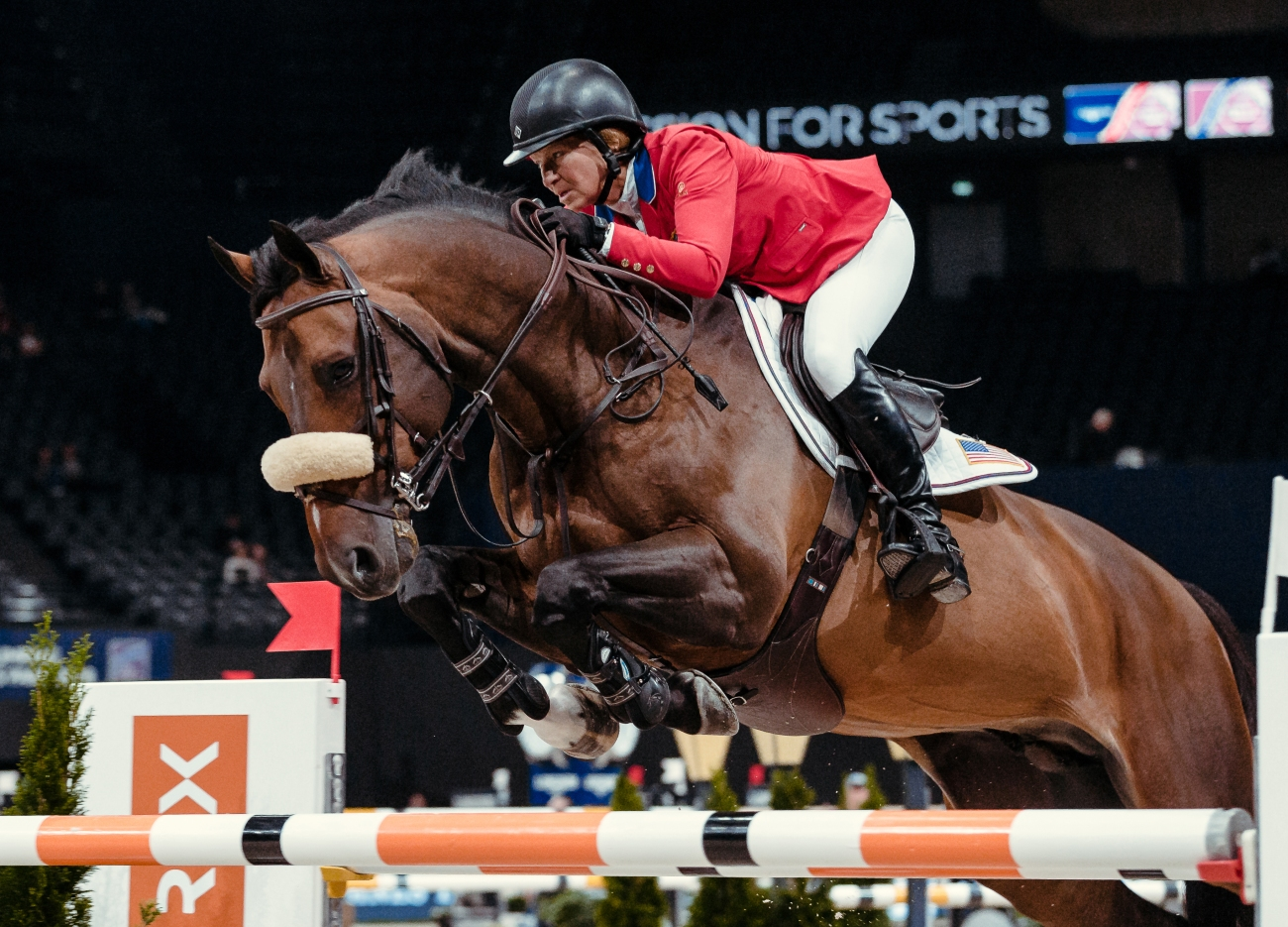 Longines FEI World Cup™ Jumping Final I