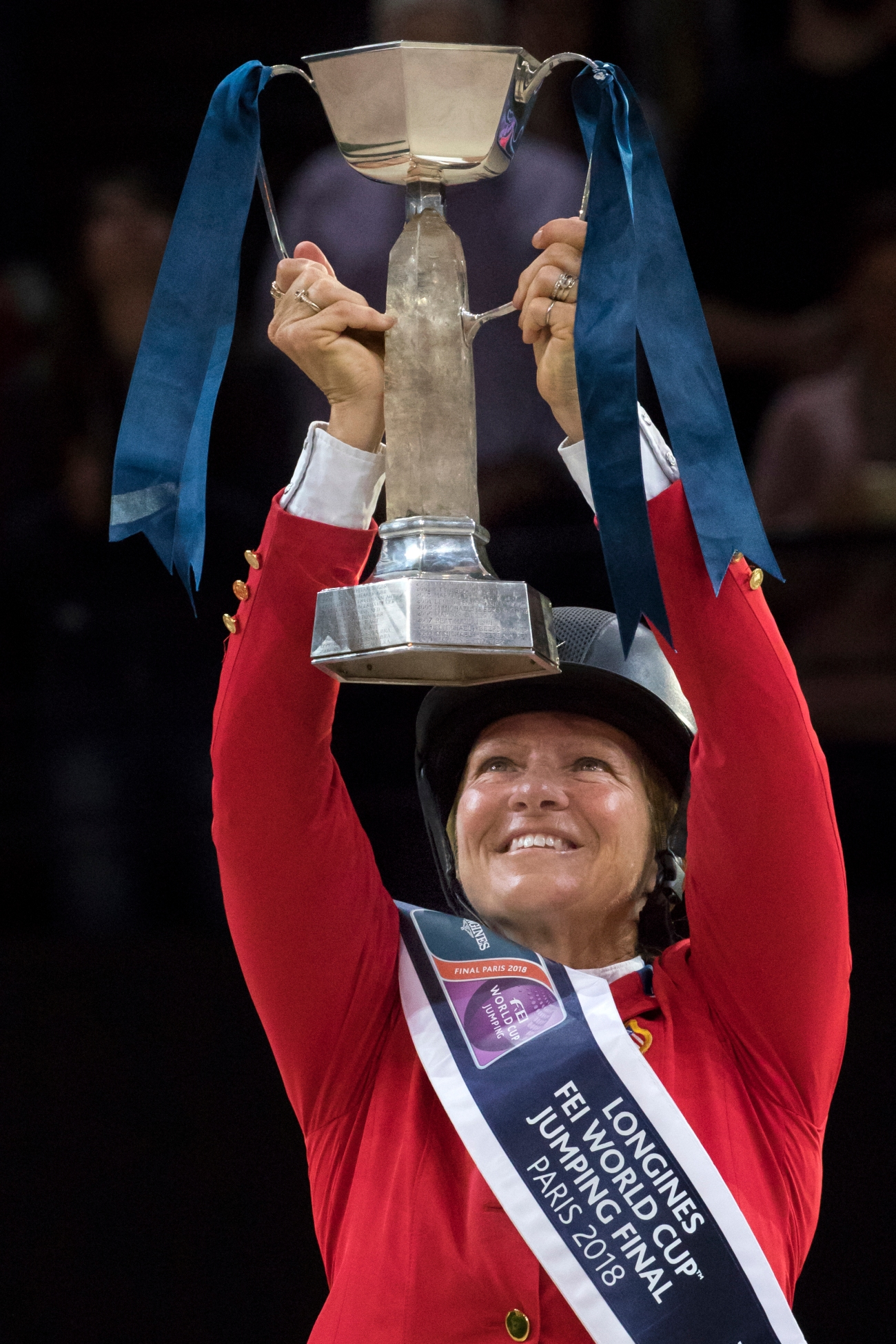 FEI Longines World Cup Jumping Final in Paris