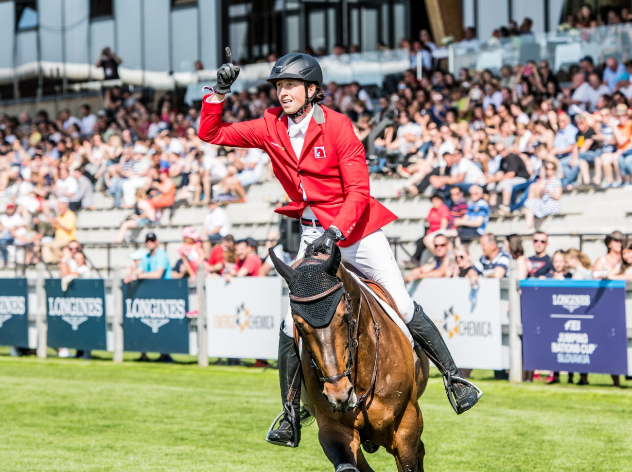 Longines FEI Nations Cup™ Jumping Samorin SVK