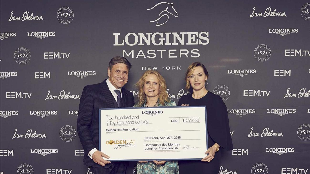 2018.05.02.99.99 Longines Masters New York CSI 5 Kate Winslet & Golden Hat Longines Timing.jpg