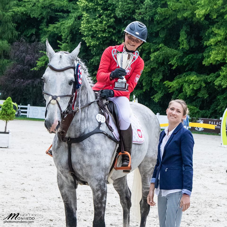2018.05.26.99.99 Baltica Tour CSI 2 LR 1.45m Dajana Pawlicka  & Bebeto Monskoo.jpg