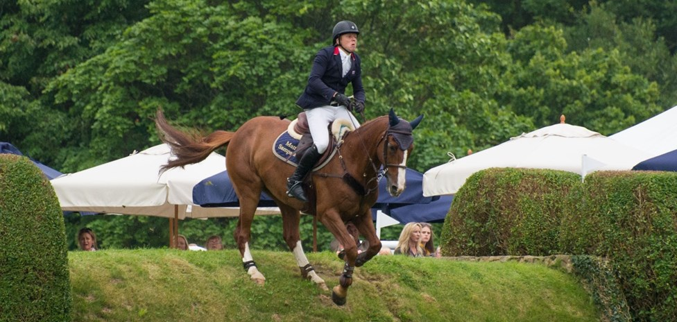 2018.06.23.99.99 Hickstead CSI 4 Preview Al Shira'aa Hicksted Derby Matthew Sampson AEJC