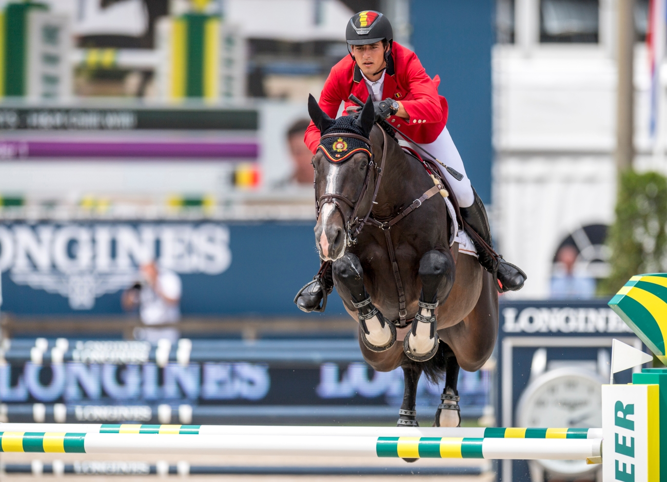 Longines FEI Nations Cup Jumpingª Rotterdam
