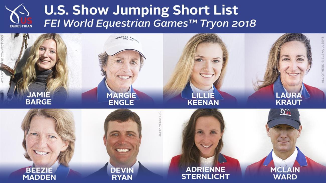 2018.07.10.99.99 News Update US WEG Short List Horse Connection Elena Lusenti.jpg