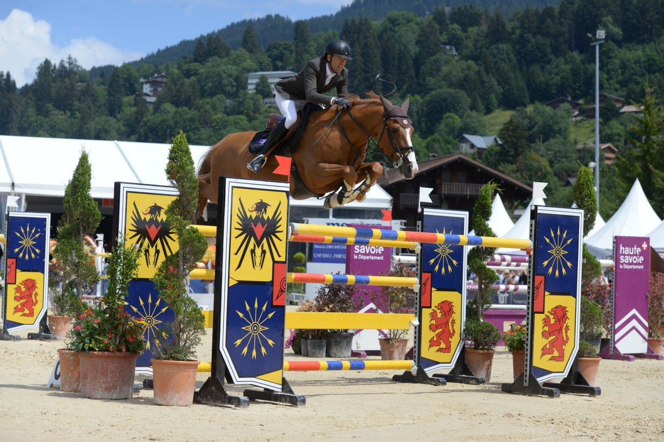 2018.07.23.99.99 Jumping Megeve GP Simon Delestre & Chesall Zimequest JIM