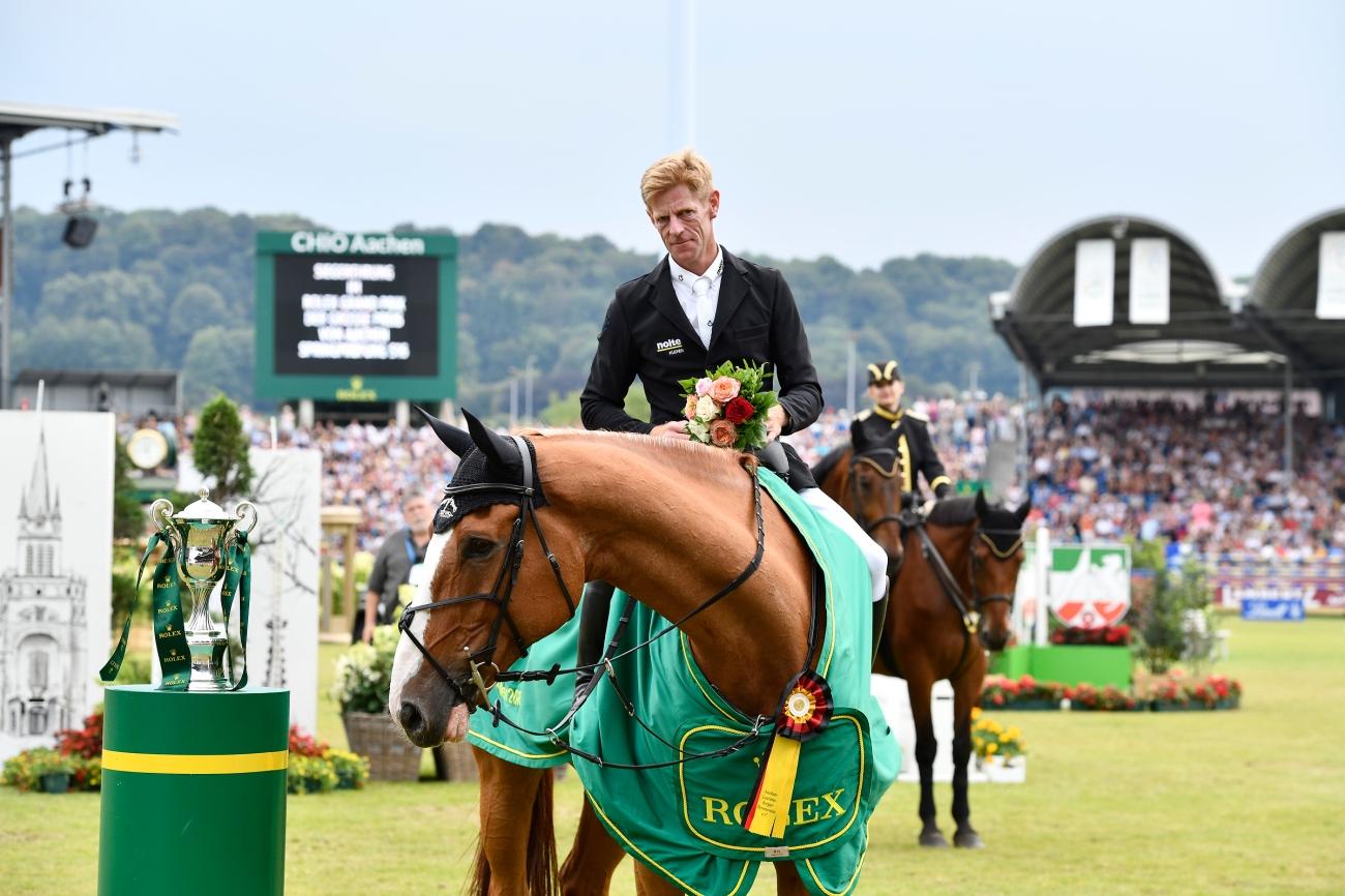 2018.07.24.99.99 Aachen CSI 5 Rolex GP Cel Marcus Ehning & Pret A Tout Rolex Equestrian.JPG