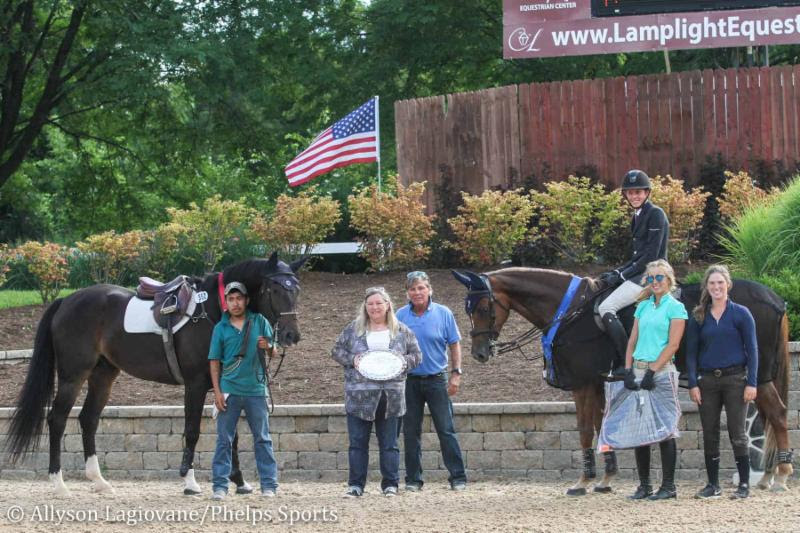 2018.07.26.99 Equifest Welcome Cel Brian Moggre & MTM Flutterby PS Allyson Lagiovanne