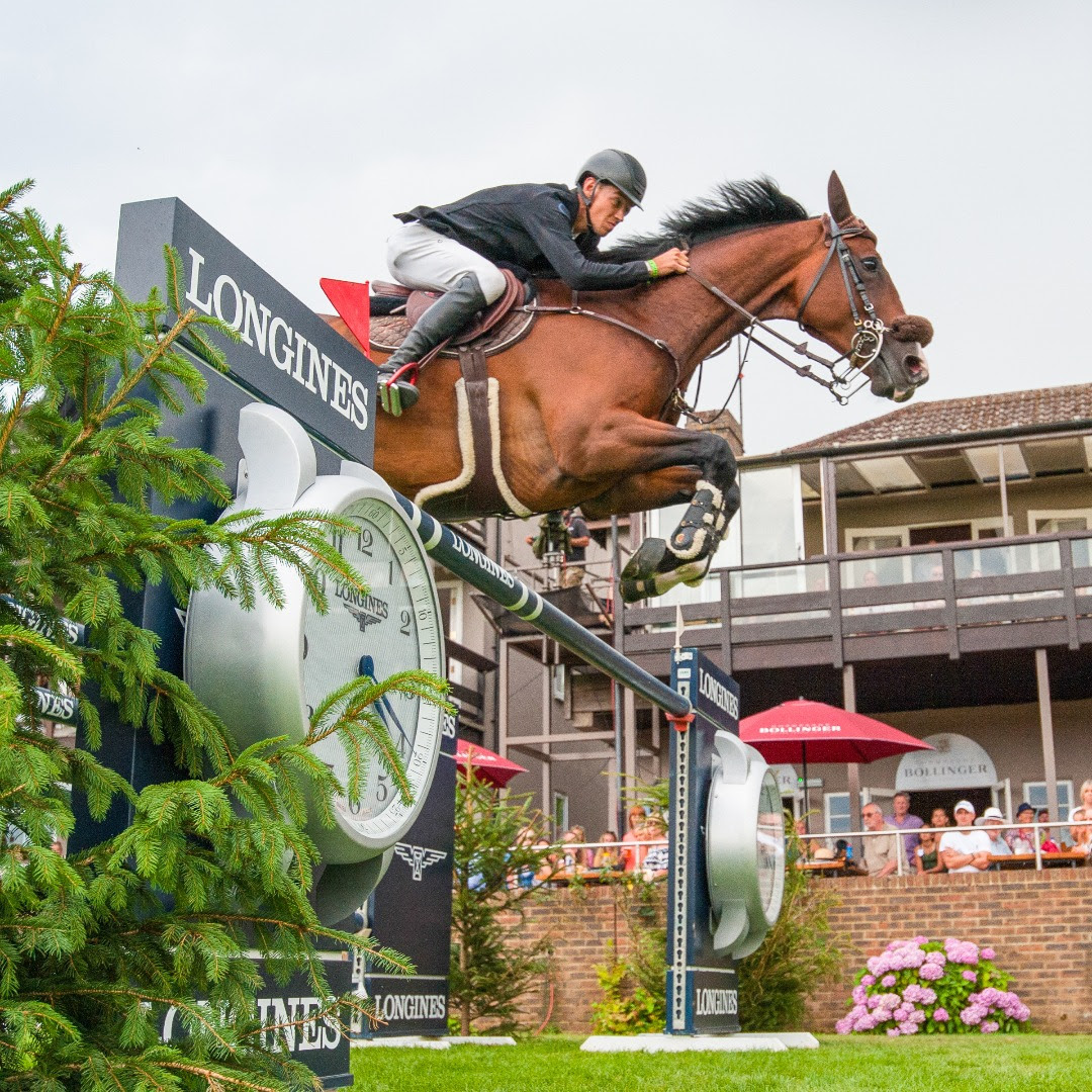 2018.07.27.99.99 Hickstead CSIO 5 GP Kevin Jochems & Captain Cooper Nigel Goddard.jpg