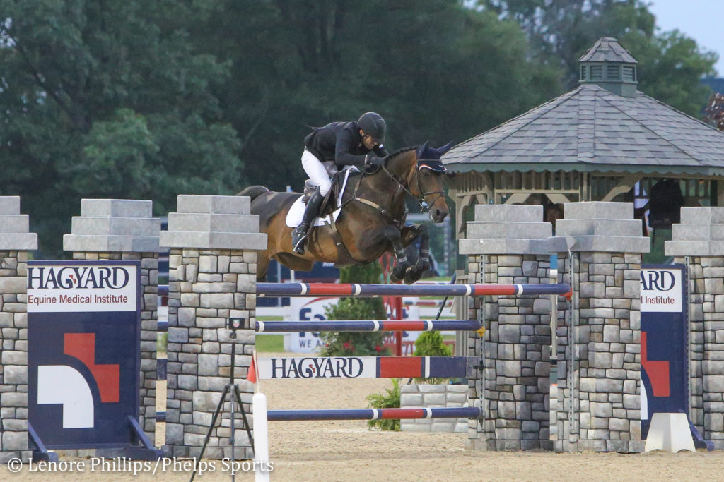 2018.07.27.99.99 Kentucky Hagyard Classic Chris Ewanouski & Binja Lenore Phillips