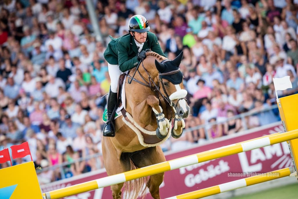 2018.08.04.99.99 CHIO Aachen Rolex GP Stores Darragh Kenny & Babalou 41 Two Swans SB