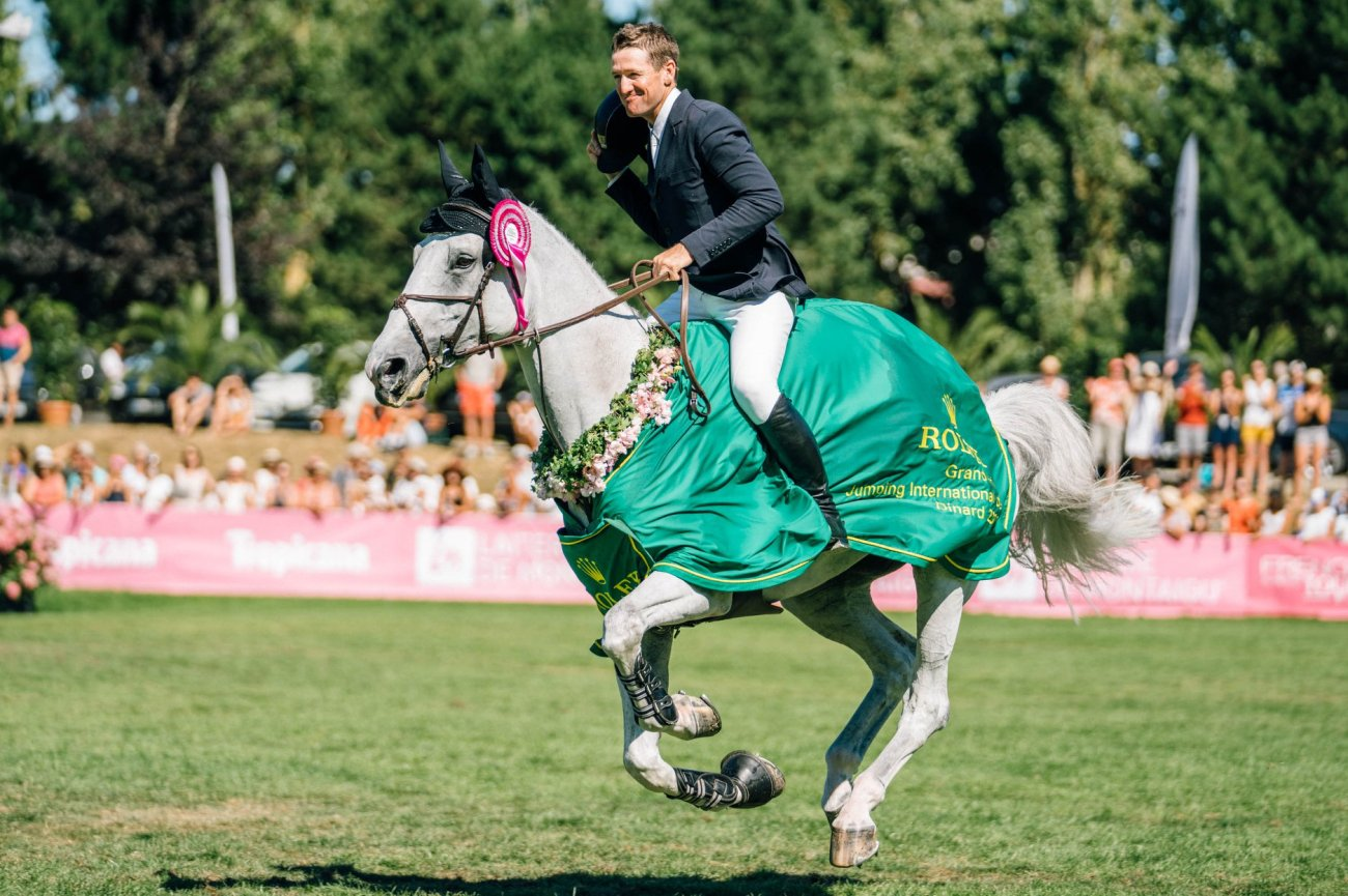 2018.08.05.99.99 Dinard CSI 5 GP McLain Ward & Clinta JD Pixels Events