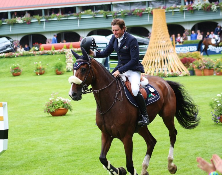 2018.08.12.99.99 Dublin CSIO 5 Darragh Kenny & Cassini Z Horse Sport Ireland