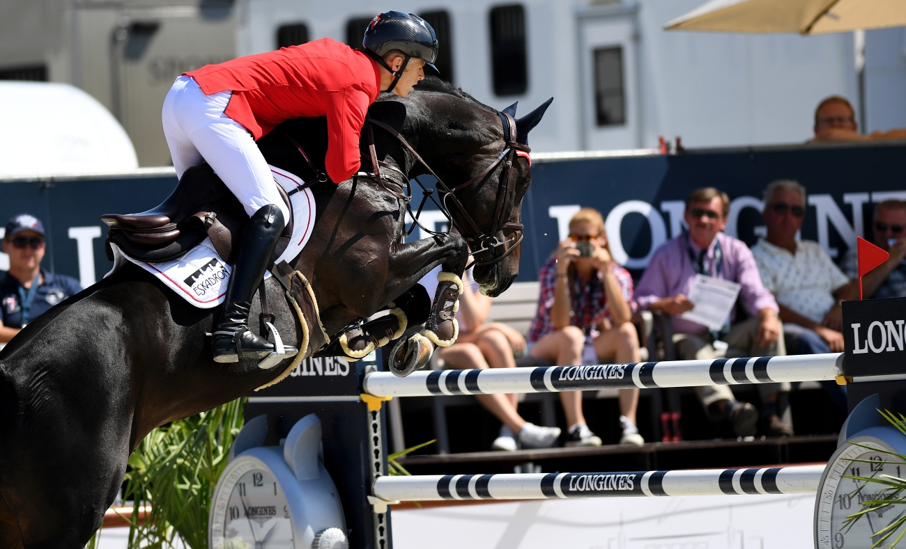 Longines FEI Nations Cup Jumpingª Budapest