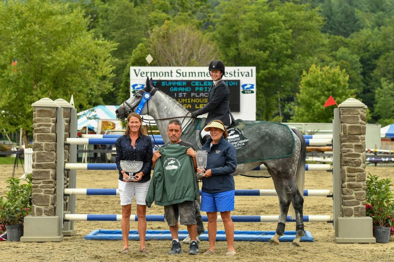 2018.08.12.99.99 Vermont GP Cel Marylisa Leffler & Luminous Andrew Ryback