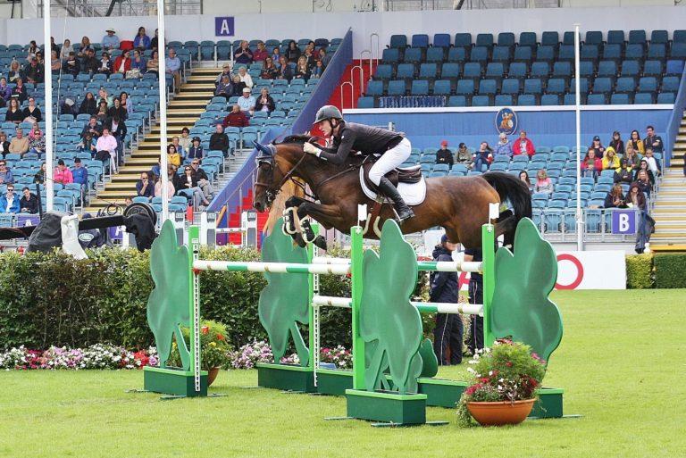 2018.08.14.99.99 Dublin CSIO 5 Daniel Coyle & Farona Horse Sport Ireland