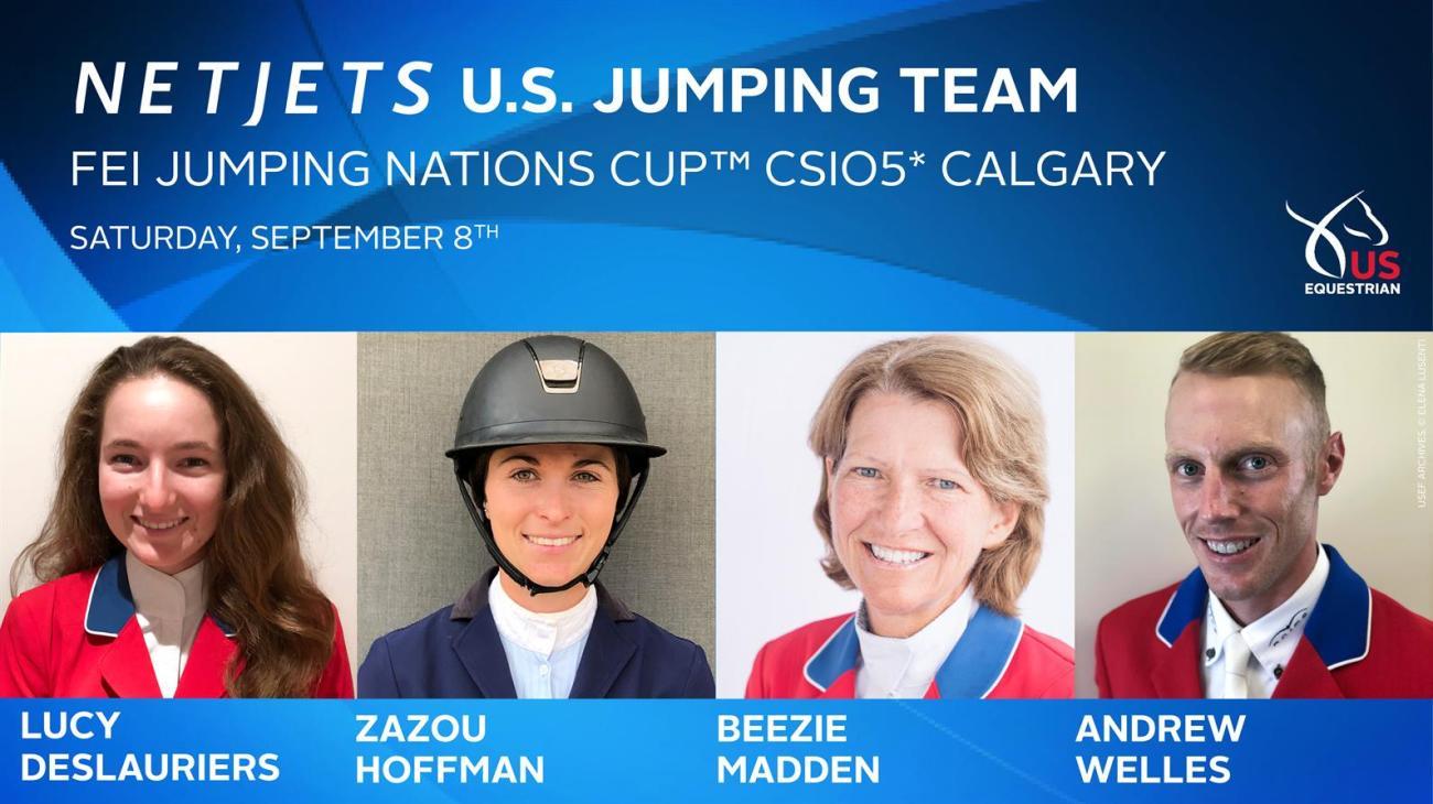 2018.08.27.99.99 Calgary CSIO 5 R&H Team USA USEF