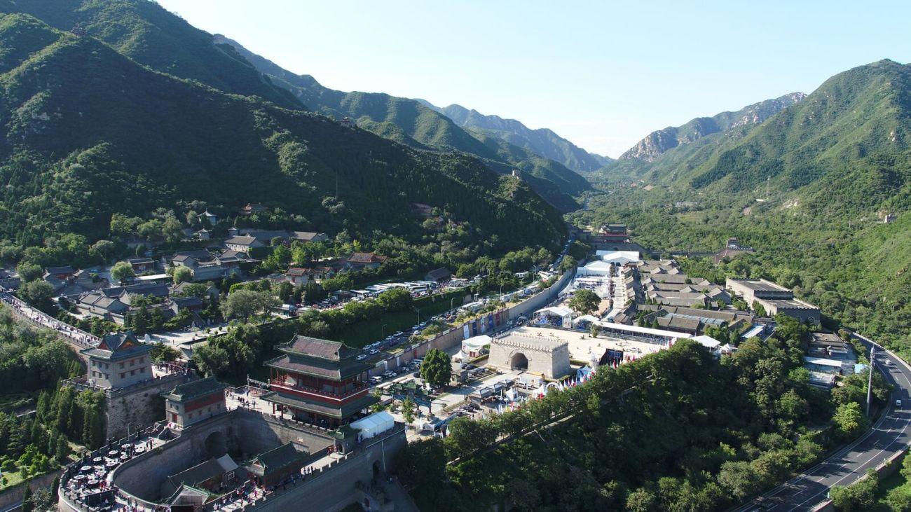 2018.09.22.99.99 Beijing CSI 3 Great Wall ShowgroundsR&B Presse