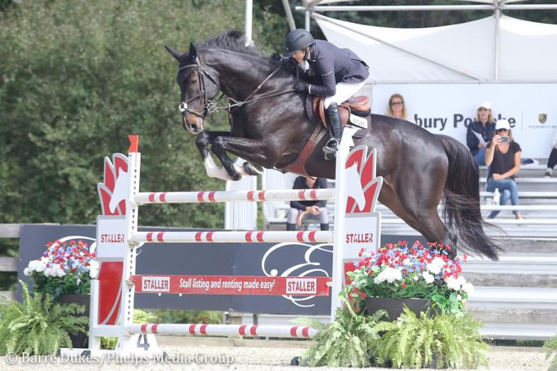 2018.09.28.99.99 American Gold Cup CSI 4 Welcome Margie Engle & Dicas PMG Barre Dukes