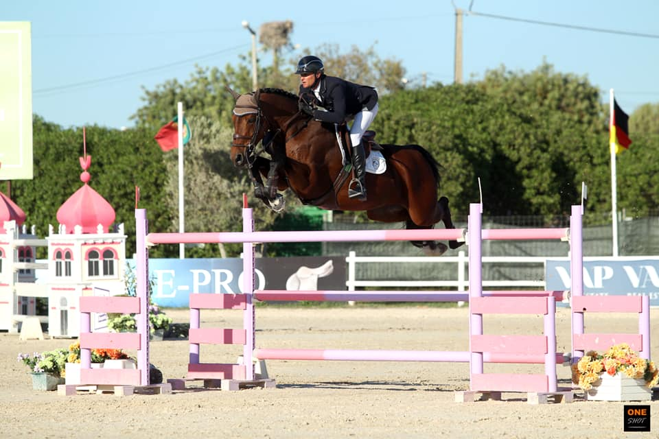 2018.10.09.99.99 Vilamoura CSI 3 GP Antonio Alfonso & Redskin de Riverland One Shot