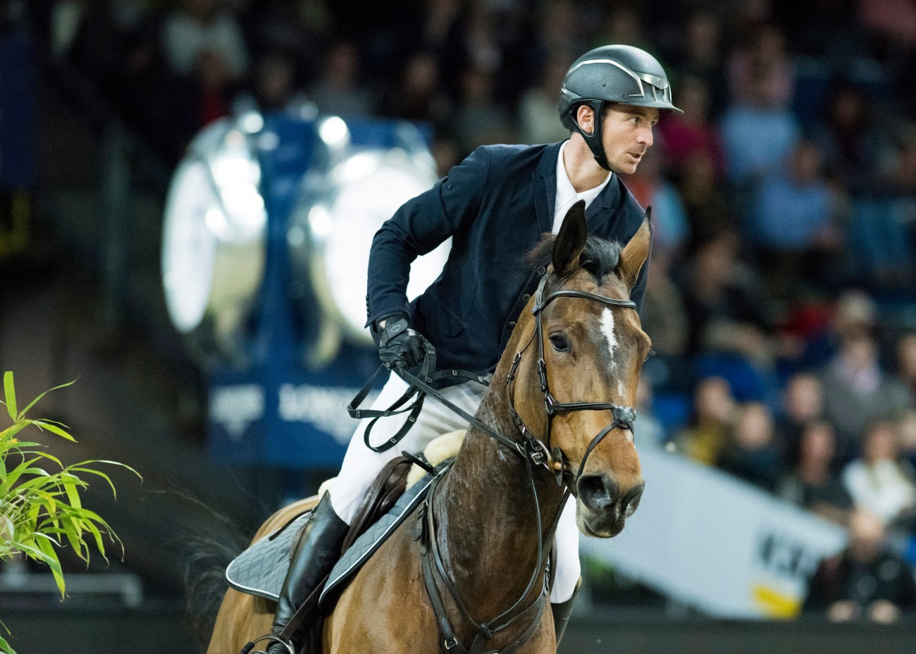 The LONGINES FEI World Cup™ Jumping  Stuttgart, Germany, Nov 19th 2017